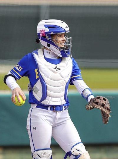 Hailey Blankenship, Brock HS softball