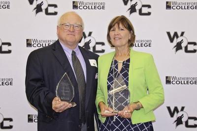WC honors outstanding alumni