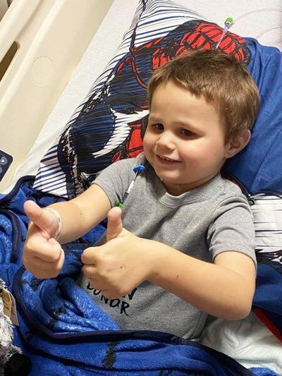 Coming full circle: Springtown boy's kidney transplant ignites array of emotions