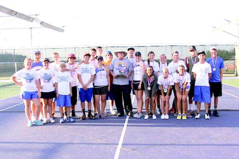Brock team tennis