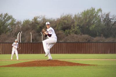 Nate Gammill, Poolville HS baseball