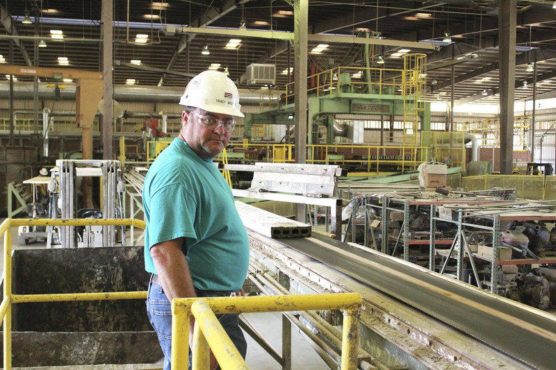 Acme Brick plant stands strong 128 years later