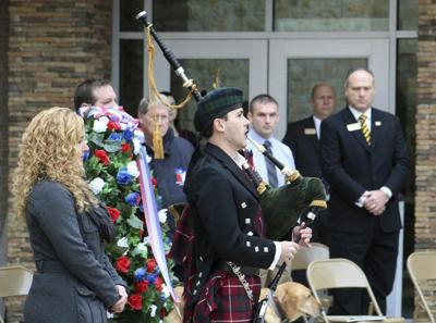 WC recognizes veterans, Gold Star Families with ceremony