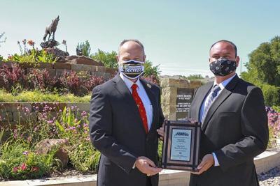Roundabout wins state award
