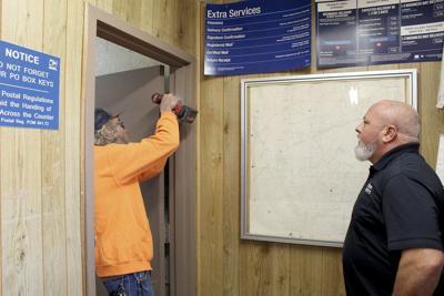 Suspects arrested in Dennis, Peaster post office burglaries
