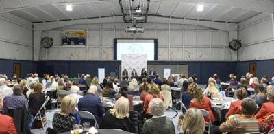 Mayors provide updates on growth at chamber luncheon