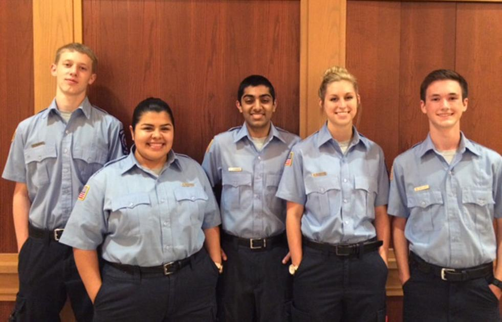 Whs Graduates Five Students To Emt B Certification Local News