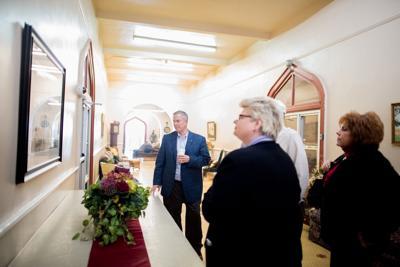 Rotary visits TPH