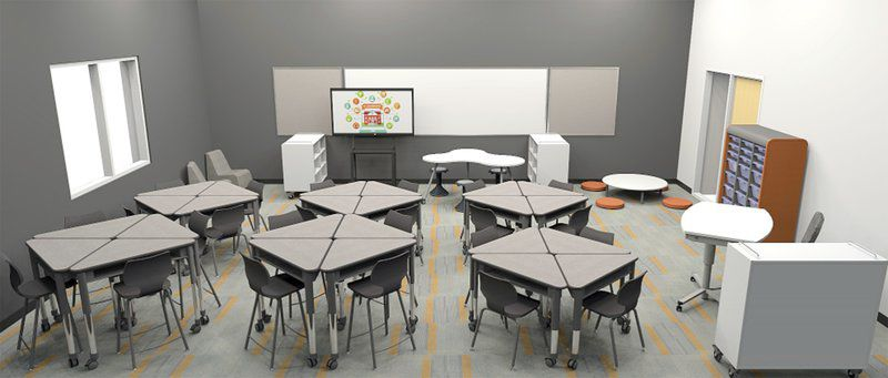 Aledo ISD board approves 49 new positions, elementary furniture