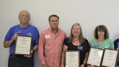 Parker County Master Gardeners nab four state awards