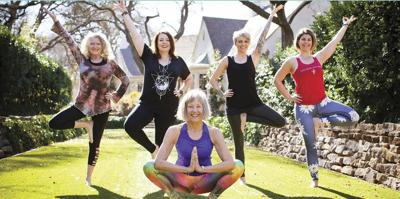 Indra's Grace studio to take part in Free Day of Yoga
