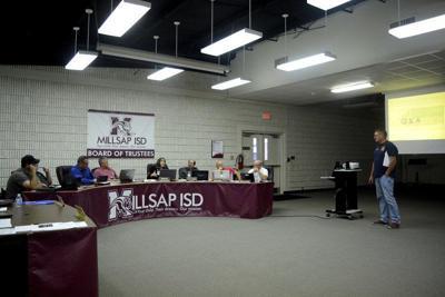 Millsap names Lee superintendent