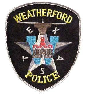 Weatherford Police Department