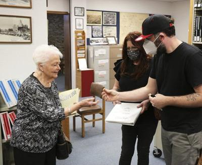 LOST AND FOUND: WHS grad reunited with class ring after 66 years
