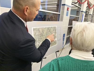 Commissioners hear update on East Loop, other transpo projects