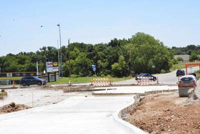 Weatherford College roundabout work continues | Local News
