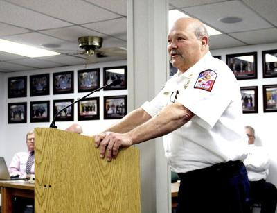 Mineral Wells fire chief retiring May 1; Celebration to be held Friday