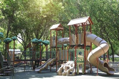 Disability inclusive park to open Friday
