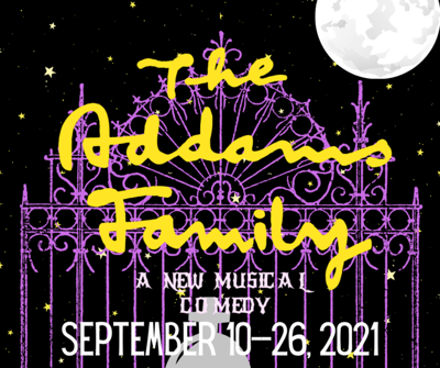 TOTS presents 'The Addams Family, A New Musical'