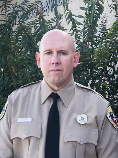 Feare appointed head of Sheriff's Training Division