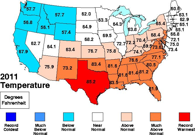 June was hottest month on record in Texas | Local News ...