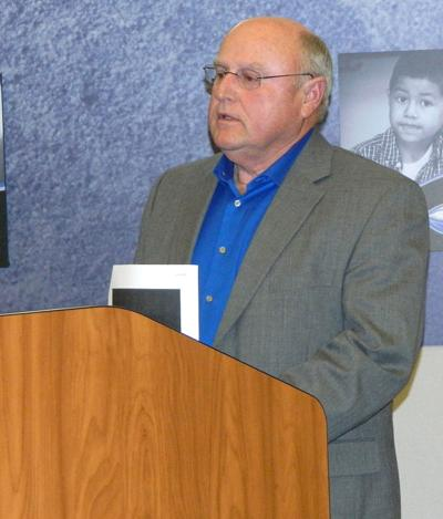 Leo Neely, Co-Chair of the FACTS Committee