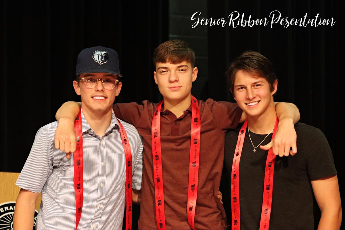 Senior ribbons