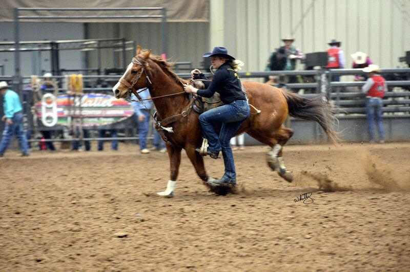 WC rodeo brings home titles from ENMU event