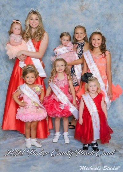 2021 Peach Pageant winners crowned