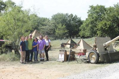A PILOT OF PILOTS: WHS grads wrap up filming of WWII docu-drama