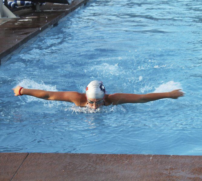 Weatherford Wild swimmers prepare for state competition