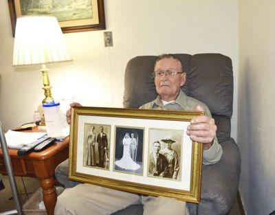 Local veteran gets ready to turn 100