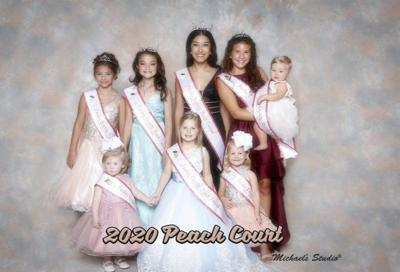 2020 Peach Pageant winners crowned