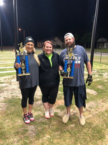 Results from the Texas State Doubles Horseshoe Tournament
