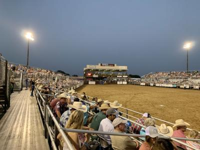PRCA Frontier Days Rodeo