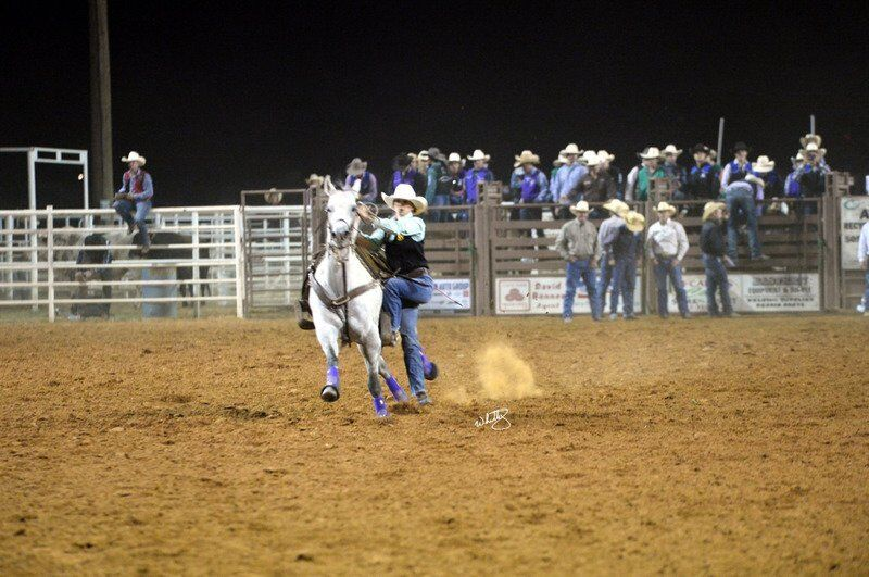 WC women's rodeo team wins reserve championship in Portales