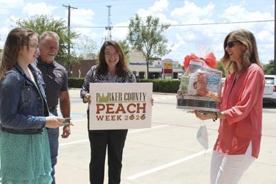 Millsap student wins $500 in Peach Week scavenger hunt