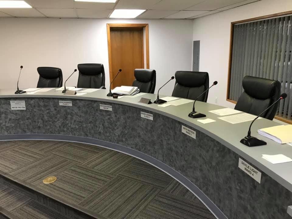 Mineral Wells city council