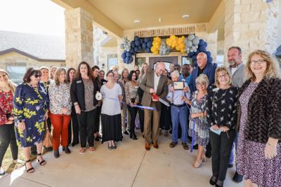 FIRST OF ITS KIND: Springtown Park Rehab and Care Center holds ribbon cutting