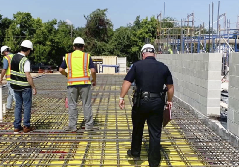 Headway being made on new public safety building