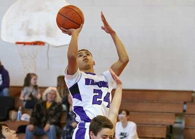 Warriors use defensive third quarter to down FAITH Knights 62-48
