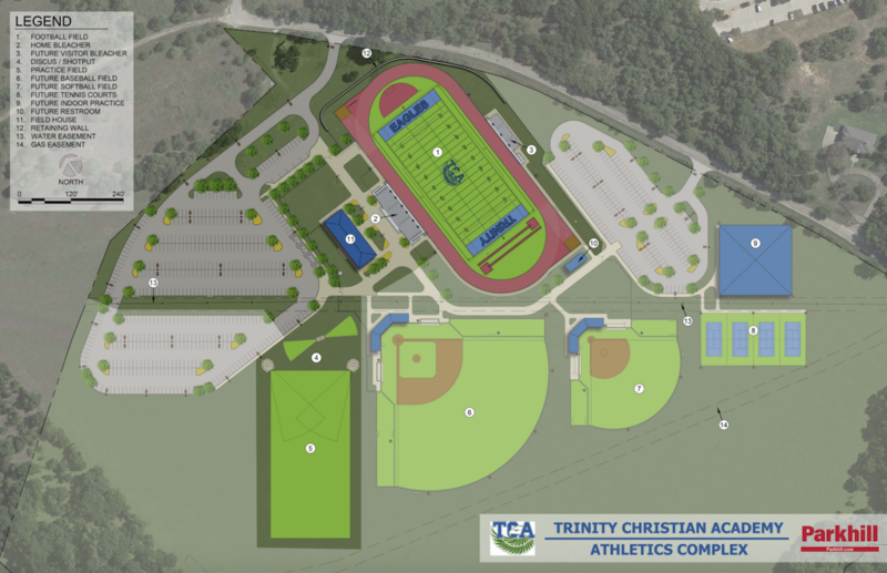 Trinity Christian Academy shares needs and launches capital campaign