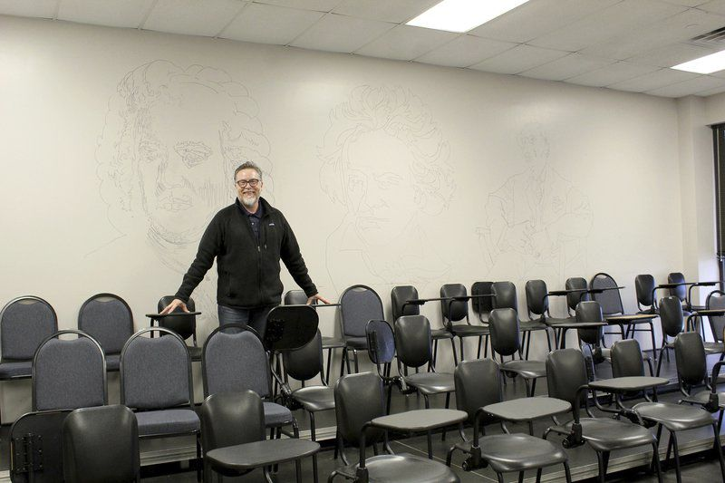 Choir director highlights importance of community music