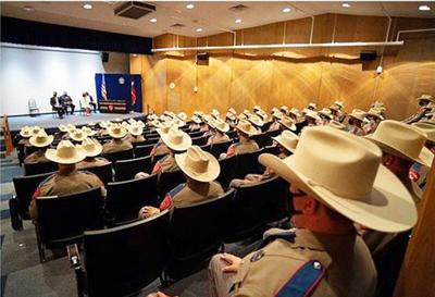 DPS commissions 77 new troopers at graduation ceremony