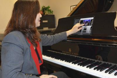College utilizes Spirio technology on new Steinway grand pianos