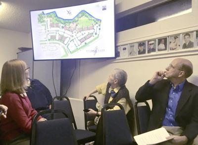 WP city council hears update on Willow Park North development