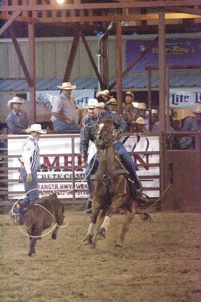 Frontier Days Rodeo Tuesday Lifestyles