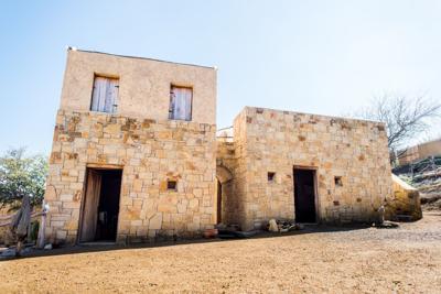 A building in Capernaum First Century Village