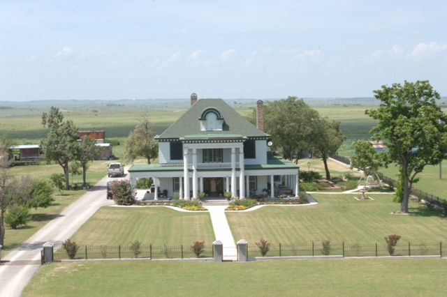 historic walsh ranch home burns news