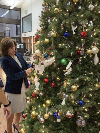 Tree of Angels ceremony honors victims of violent crime